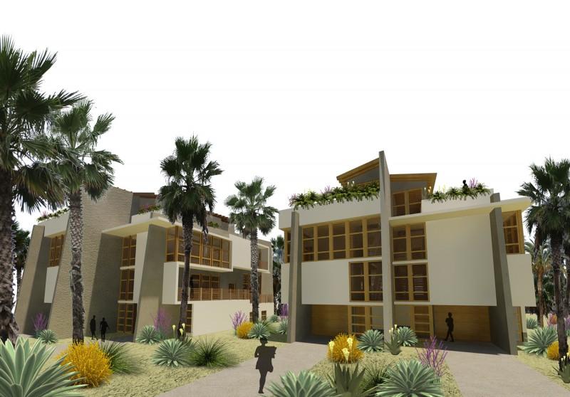 Bulls Bay Residential Complex Jamaica Proposed Design