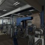 Endeavor Fitness Club South Lyon Interior